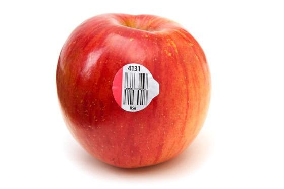 قیمت خرید انواع برچسب میوه