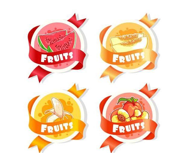 فروش لیبل میوه و مرکبات